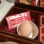 ザ・ウィンザーホテル洞爺リゾート&スパ - 伊達産の納豆と濃厚生卵