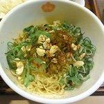 香家 スタイル - 麻辣汁なし担々麺(ハーフ)
