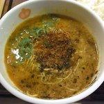香家 スタイル - 鬼・担々麺(ハーフ)