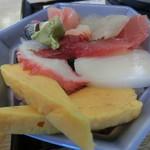 つかさ寿司 - 料理写真:ちらし