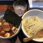 麺処 井の庄 - 辛辛魚つけ麺    950円