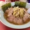 ラーメンショップ - 料理写真:ネギチャーシュー & ごはん(無料サービス)
