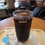 ドトールコーヒーショップ - ドリンク写真:アイスコーヒー