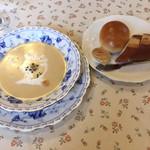 カフェ・ド・ラペ - 料理写真: