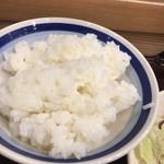 天ぷら 花れ 吉祥寺 - ご飯