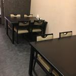 天ぷら 花れ 吉祥寺 - テーブル席