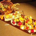 遊膳 グレビー - 秋の前菜盛