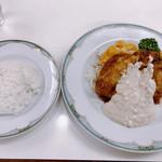 おぐら - 『チキン南蛮ランチ』様(1010円)