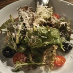 チャタンハーバーブルワリー&レストラン - ルッコラのサラダ