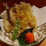 95783160 - げんげの天ぷら