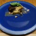MATSU - おまかせ 鮑(あわび)の前菜