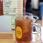 居酒屋 蔵 - ウーロン茶@200円