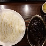 大島 - 料理写真:シャヒジャルカレー950円
