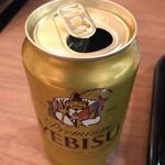 95784944 - ヱビス缶ビール 400円(税込)