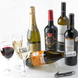 ソムリエの居る当店でワインをお楽しみ下さい♪