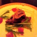 酒房食堂 dish - お通し 秋刀魚の竜田揚げ