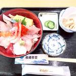 柏崎魚市場 水産物地産地消会館 市場食堂 - 料理写真: