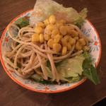 カレー&ビュッフェ アンナプルナ - サラダ