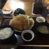 和楽久 - 料理写真:チキンカツ定食