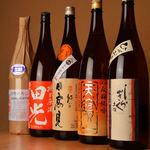 美味しい日本酒が続々入荷中!!
