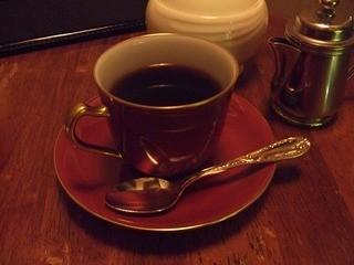 ル プルミエ カフェ in ビギ・ファースト - マイルドコーヒー。