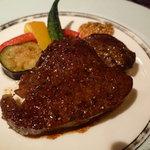 SALLE A MANGER KADOYA - ☆フィレステーキは肉厚でジューシーです(*^。^*)☆