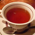 SALLE A MANGER KADOYA - ☆〆は温かい紅茶です\(~o~)/☆