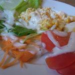 ナポリの食卓 パスタとピッツァ 足利店 - 料理写真:ナポリの食卓足利店 サラダバー