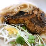刀削麺 福龍門 - 「肉の塊」の様な豚の角煮