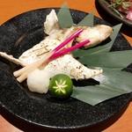 95800342 - 鮮魚のカマ焼き