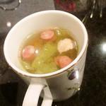 いーすと - スープ
