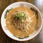 ラーメン蘇州 - 料理写真:肉みそ
