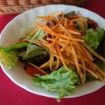 西櫻亭 - サラダ