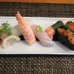 玄海鮨 - 松にぎり  (1500円)