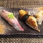 玄海鮨 - 追加  アジ  アナゴ