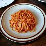 梨の木 - ナポリタンスパゲッティ