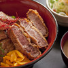 丑舎 格之進 - 料理写真:白金豚の豚丼
