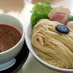 清麺屋 - 料理写真:【(限定) JBS Specialつけ麺 大 + 熟鮮玉子】¥1050 + ¥100