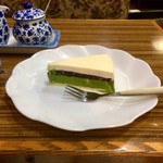 若松 - 抹茶ケーキ