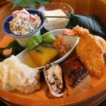 きむら - 料理写真:お食事のアップ。