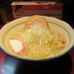 らーめん 千太 - 料理写真:しおらーめん(700円)