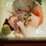 is夢 - つきだし 鮮魚刺し