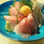 is夢 - 金目鯛のお造り