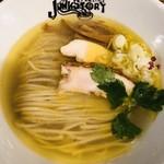 らーめんstyle JUNK STORY - 料理写真:塩のキラメキ