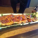 柳家 - 炭火で焼いた天然鰻