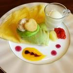 TOMOカフェ - 料理写真: