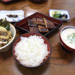 95815028 - うなぎ定食 上(5,180円)