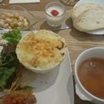 Cafeハートフル・ポート - 料理写真: