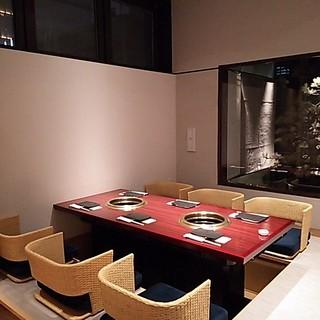 掘り炬燵完全個室 (4月1日より加熱式たばこのみ喫煙可)