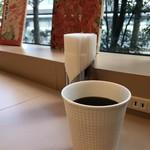 野のはなハウス - コーヒー飲んだ♪